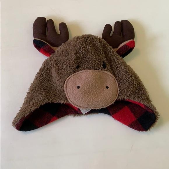 👶BOGO👶 IndigoBaby moose infant hat